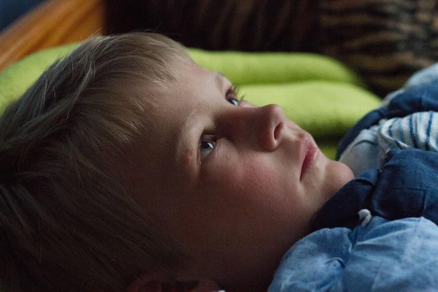 Children bedtime rituals