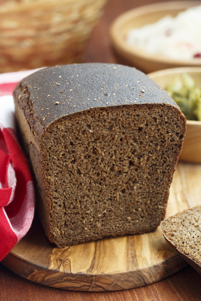 molasses oat bread